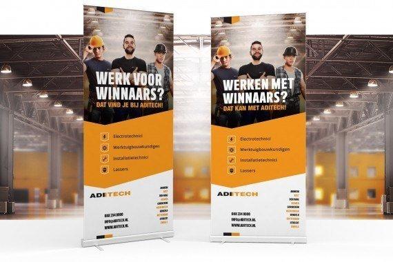 Aditech Banners